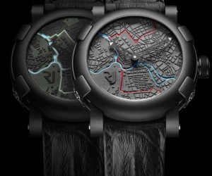 RJ-Romain Jerome Introduces Berlin-DNA Watch