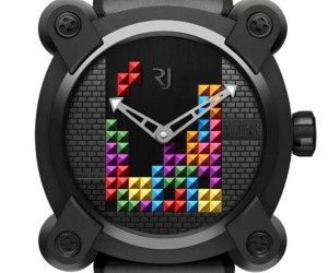 RJ-Romain Jerome Unveils Tetris-DNA Watch