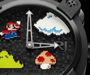 RJ X Super Mario Bros. Timepiece