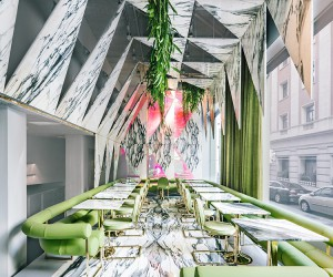 Rmola Restaurant and Caf in Madrid by Andrs Jaque