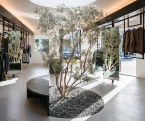 Road To Awe Los Angeles Flagship Store by Dan Brunn