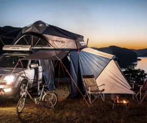 Road Trip Rooftop Tent