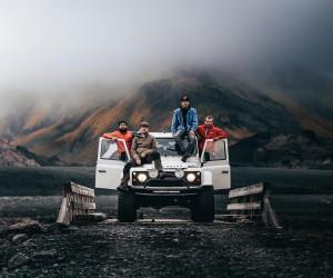 roamtheplanet: Mesmerising Adventure Photography by Frederik Schindler