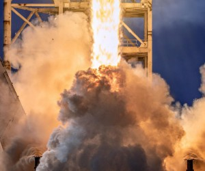 Rocket Launches and Space Photography by Erik Kuna