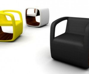 Rocking Cube Chair: Stylish Chair That Rocks