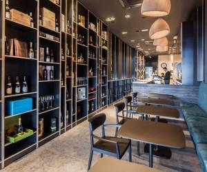Rocksalt Bistro  Winebar Malta by Studio Daaa Haus
