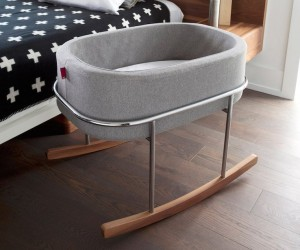 Rockwell Bassinet: For the Minimalist Baby