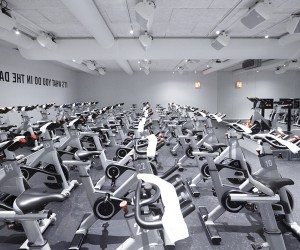 Rocycle boutique fitness studio Amsterdam