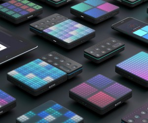 Roli unveils the Lego-like music creation system Blocks
