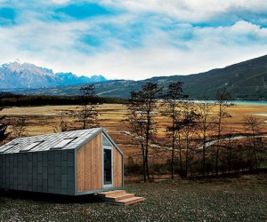 Rolling Prefab Homes by Hangar Group