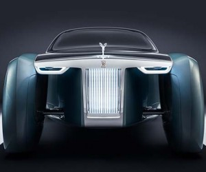 Rolls Royce 103EX Futuristic Concept