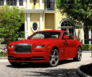 Rolls-Royce Celebrates 4th of July with St. James Edition Wraith