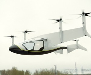 Rolls-Royce Reveals Electric Flying Taxi Concept EVTOL