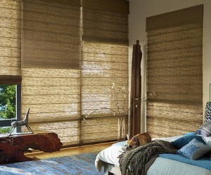 Roman Shades by Hunter Douglas
