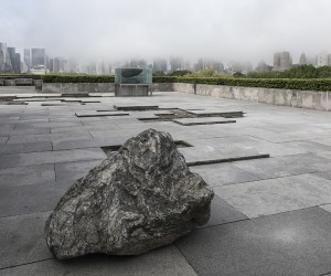 Roof Garden Installation by Pierre Huyghe at MET