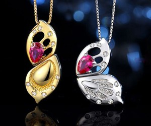 Rotational Newborn Necklace