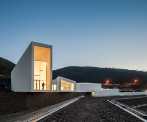 Rowing High Performance Centre in Pocinho by lvaro Fernandes Andrade