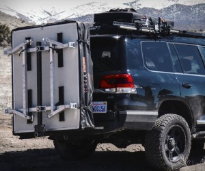 Rubicon Hitchtent Rack System
