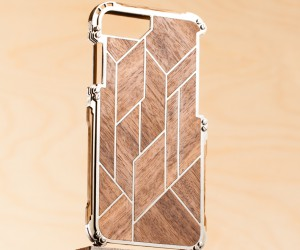 Rugged Handmade iPhone X cases from StoneJelly