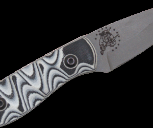 Rugged knife made by a former Army Ranger in the USA that you can own