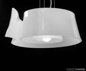 Rulo lamp by Federico Varone