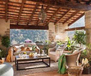 Rustic and cozy in Garrotxa, Spain