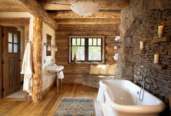modern rustic bathroom design. modern rustic bathroom design 1