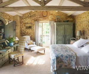 Rustic charm in a 15 century cottage in France