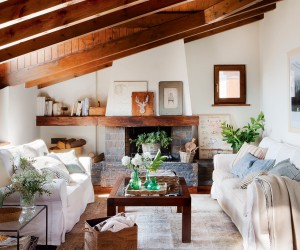 Rustic Delight in a Spanish Chalet