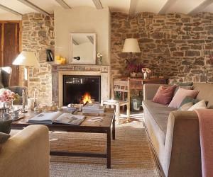 Rustic elegance by BCA Interiors