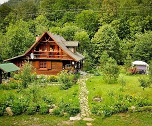 Rustic Home In Romania