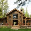 Rustic-Modern Barn in Montana by RMT Architecture