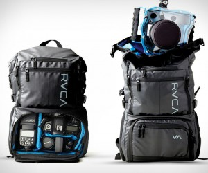 RVCA x Zak Noyle Camera Bag