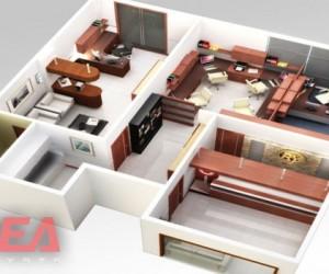 RY Office by I-Dea Catalysts