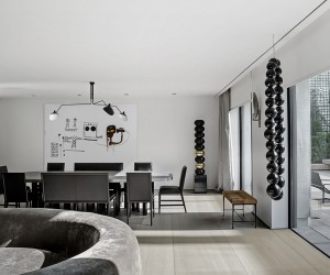 S Apartment in Paris by Olivier Dwek