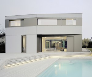 S3 City Villa by Steimle Architekten