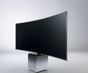 S9W Curved ultra-HD TV