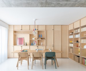 Sacha Apartment, Paris, France  SABO Project