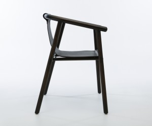 Saddler Chair by Dennis Abalos