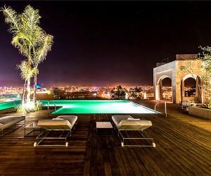Sahrai Hotel in Fez