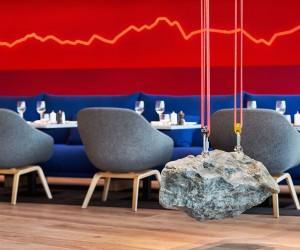 Saltz Restaurant by Rolf Sachs, Zurich