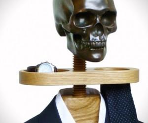 Sam Brown Skull Valet