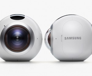 Samsung Debuts its First Gear 360