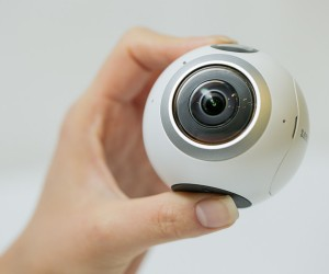 Samsung Gear 360-degree Camera
