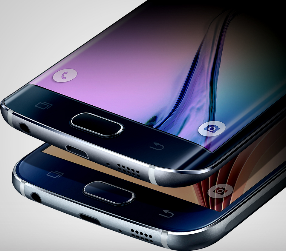 samsung introduces new galaxy s6 and galaxy s6 edge. Black Bedroom Furniture Sets. Home Design Ideas
