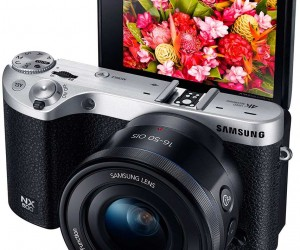 Samsung NX500 28MP Interchangable Lens Camera