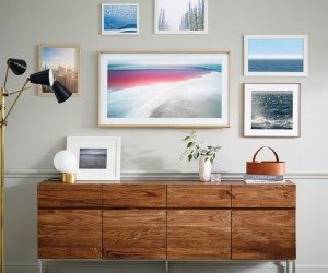 Samsung The Frame TV by Yves Bhar