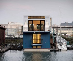 San Francisco Houseboat