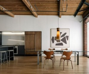 San Francisco Loft by LINEOFFICE