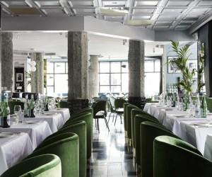San George Restaurant by Framework, Amsterdam